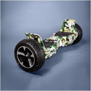 Hoverboard Maskáčová vojenská 8,5