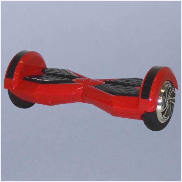 Hoverboard Lamborghini 8 Červený
