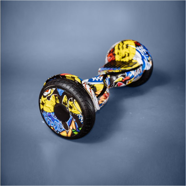 Hoverboard Segway 10,5 offroad Graffiti