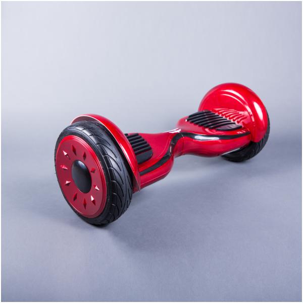 Hoverboard Smart Červená 10,5 palca